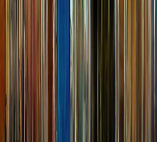 Moviebarcode: Hobo with a Shotgun (2011) by moviebarcode