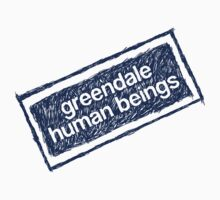 Greendale Human Beings by fishbiscuit