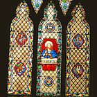 Christian Window by sweeny