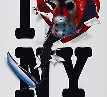 Friday the 13th by kevcrow