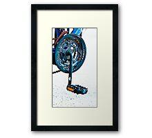Abandoned Bike 3 Framed Print