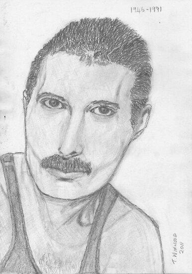 Freddie  by Tricia Winwood