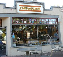 Cafe and Gallery by MaeBelle