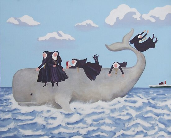Having a Whale of a  Time by Anni Morris