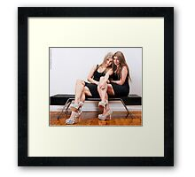 Sistars Framed Print