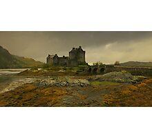 """""""Autumn at Eilean Donan"""" Photographic Print"""