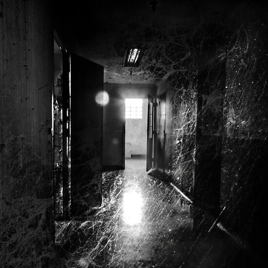 The way out by Jocelyn  Parry-Jones