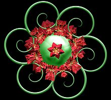 Poinsettia by Pam Blackstone