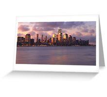 One World Trade Center (aka Freedom Tower) Greeting Card