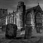 Alnwick Church by Doul
