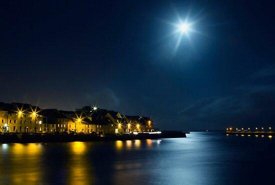 Long walk Galway City Ireland. by MickBourke
