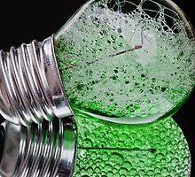 Bubble Bulbs. by MickBourke
