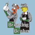 Breaking Beaker by zomboy