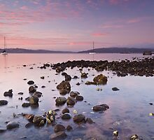 North West Bay at Margate, Tasmania #2 by Chris Cobern