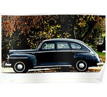 1948 Plymouth Special Deluxe Coupe Poster