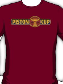 Piston Cup Large Classic Logo T-Shirt