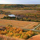 """"""" Qu'Appelle River Valley  # 2 """" by fortner"""