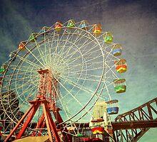 luna park by Jackie Cooper