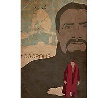 Doctor Who 115 Logopolis Photographic Print