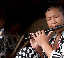 Matsuri Flute by Sam Ryan