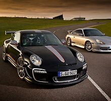 GT3s First and Last (1) by supersnapper