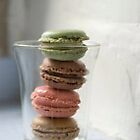 French Macroons by theunseenworld