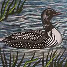 The Loon by Sally Sargent