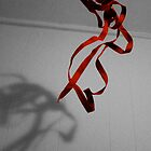 Red Ribbon by Fledermaus