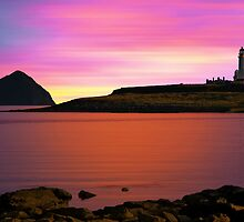 Clyde Morning by David Alexander Elder