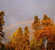 Sept. Morning Rainbow by MaeBelle
