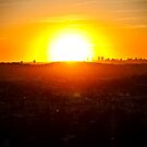 Los Angeles Sunset by MarceloPaz