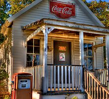 Old Country Store by kudzu