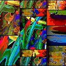 Deep Sea Quilt by © Angela L Walker