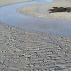 Meander, Traigh Ear, Nth Uist. by epgaskell