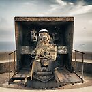 Second World War Cannon by MarceloPaz