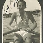 LA ZIA ANGELA AL LIDO DI VENEZIA - ITALIA  1934 -- 2000 visualizzaz a gennaio 2013  -  &  FEATURED RB EXPLORE 10 OTTOBRE 2011 ---. by Guendalyn