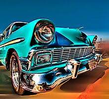 Chevy Frontend by jmotes
