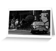 Aston Martin DB6 Greeting Card