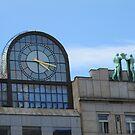 clock by rainbowvortex