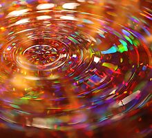 Crystal Kaleidoscope by Liane Pinel