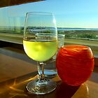 *Pinot with a View* by Darlene Lankford Honeycutt