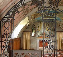 Italian Chapel - iron decoration by kalaryder