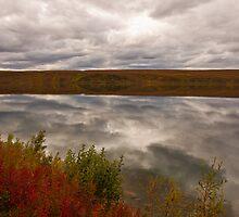 Summit Lake - Alaska  by Melissa Seaback