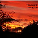 Tomorrow is another day by Glenn Bumford