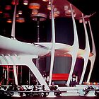 Stage at General Motors Motorama 1956 by haymelter