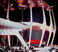 Stage at General Motors Motorama 1956 by haymelter