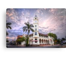 Bundaberg Post Office Canvas Print