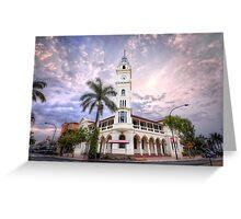 Bundaberg Post Office Greeting Card