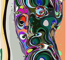 Abstract Face by ChrisButler