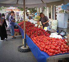 Şarköy Pazarı by rasim1